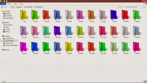 Folder Colorizer 1.3.1 Final , Color Changing Folder