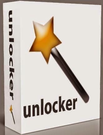 Unlocker 1.9.2 Deleting Files or Folders