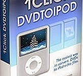 Download 1CLICK DVDTOIPOD 3.0.3.0  Crack free software