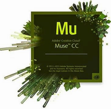 Download Adobe Muse CC 7.4 Build 30 Crack free software