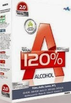 Download Alcohol 120% 2.0.2  Crack free software