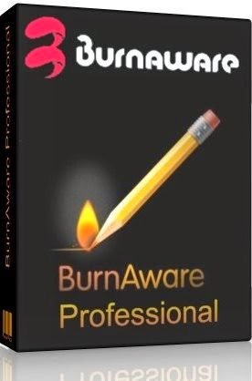 BurnAware Professional 7.1 free software