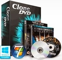 Download CloneDVD 7 Ultimate 7.0.0.9 Crack free software