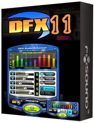 Download DFX Audio Enhancer 11.113 free software