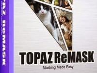 Download Topaz ReMask 4.0.0  Serial Keys free software