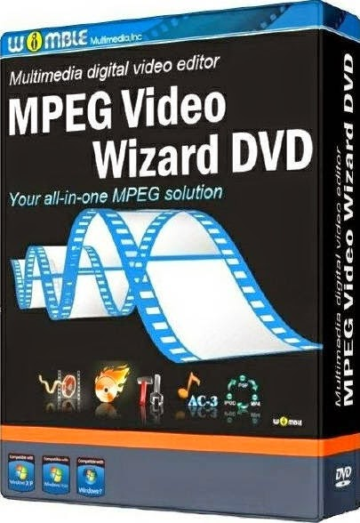 Download Womble MPEG Video Wizard DVD 5.0.1.110 free software