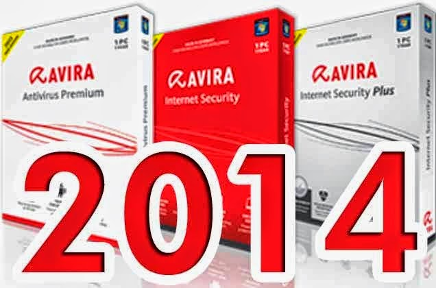 Avira Ultimate Protection Suite 2014 License key