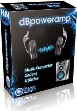 Download dBpoweramp Music Converter R15.1 Precracked