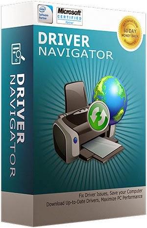 Driver Navigator Crack 3.4 Keygen Full