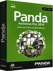 Panda Antivirus Pro 2014 Crack Plus License Key