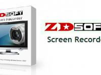Download ZD Soft Screen Recorder 7.0 Serial Key Plus Keygen Free