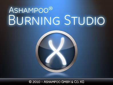 Ashampoo Burning Studio 15 Full & Final