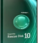 Download Kaspersky Rescue Disk 10