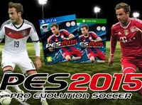 Download PES (Pro Evolution Soccer) 2015 Full Reloaded Crack 100% Working