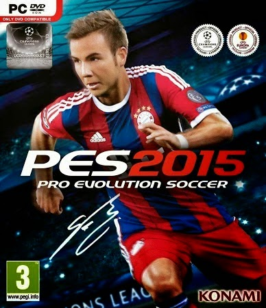 PES 2015 Patch License Tuga vicio