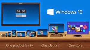 Windows 10 Technical Preview 32 Bit and 64 Bit + Serial