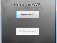 RemoveWAT 2.2.8 Windows 7 Permanent Activation Full Version + Crack