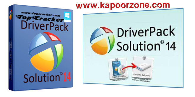 DriverPack Solution 14.15 Crack And Serial Key