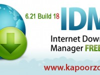 Internet Download Manager (IDM) 6.21 build 18 Crack & Patch Terbaru Download