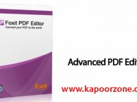 Foxit Advanced PDF Editor Version 3.10 Full Crack Free Download