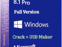 Windows 8.1 Pro Full with Crack And key x86x64 Free Download