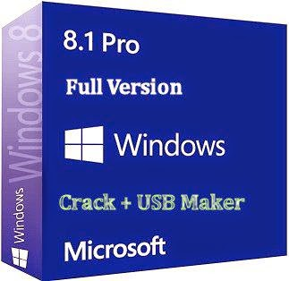 windows 8.1 pro  iso 32 bit with crack