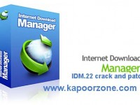 Internet Download Manager (IDM) 6.22 Crack Free Download