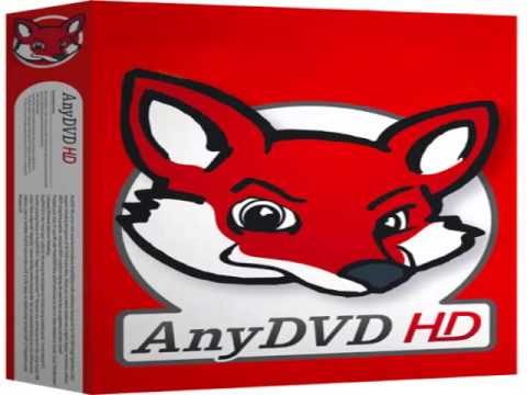 SlySoft AnyDVD & AnyDVD HD 7.6 Patch Crack