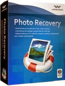 Wondershare Photo Recovery 3.1+activation