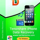 Tenorshare iOS Data Recovery 6.6.0.2 Crack And Keygen Free Download