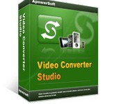 Apowersoft Video Converter Studio 4.0.7 Crack  Free Download