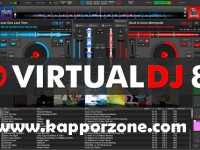 Atomix VirtualDJ Pro 8.0.2369 Crack Full Version Key Download