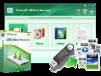 iStonsoft USB Data Recovery 2.1.20 Crack Key Free Download