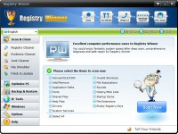 Registry Winner 6.9.9.6 Crack FREE Download
