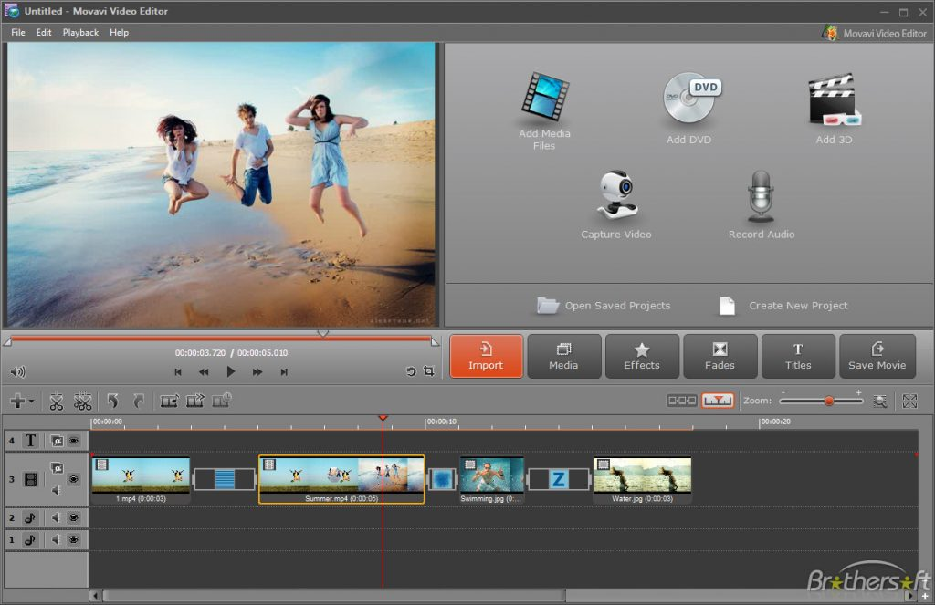 activation key for movavi video editor 14