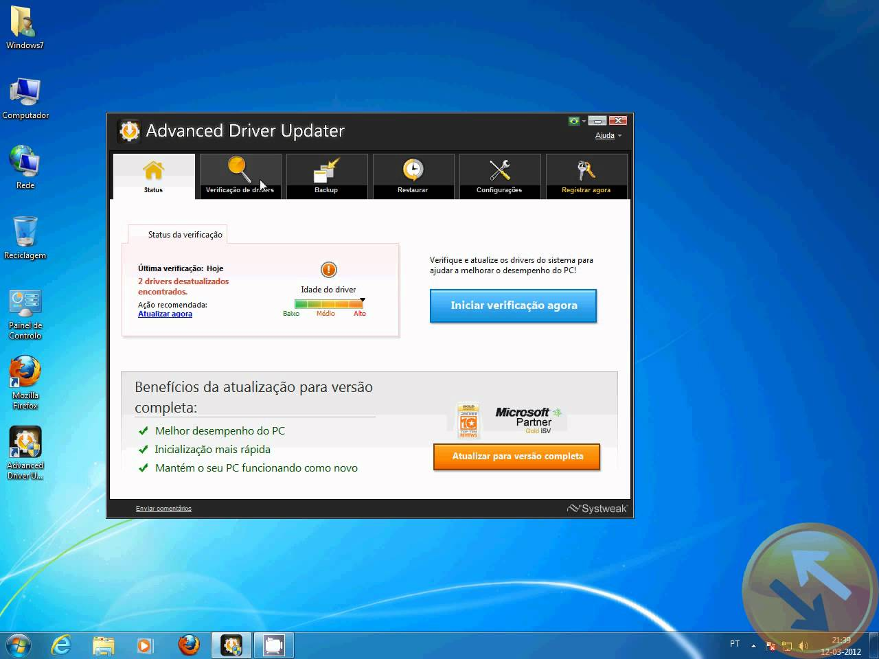 advanced driver updater registration key free