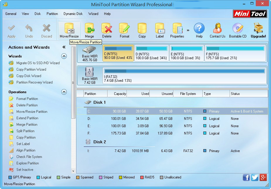 MiniTool Partition Wizard PRO Serial Key
